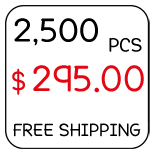 Pulpboard coaster 2500 $295